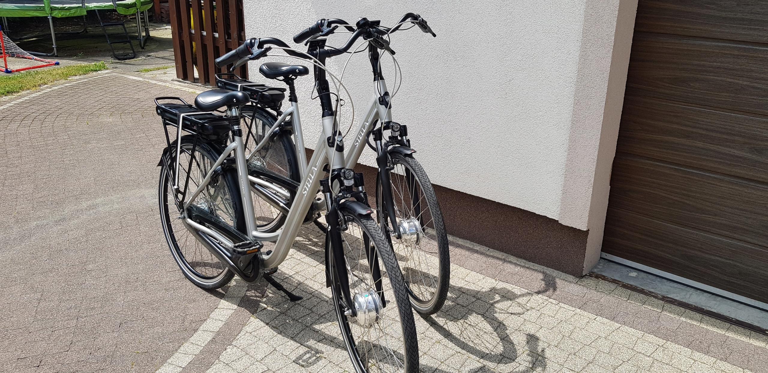 rower elektryczny Stella LIVORNO r. 53 PARA