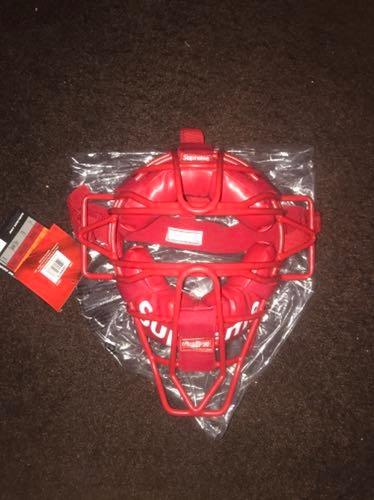 Supreme Catchers Mask