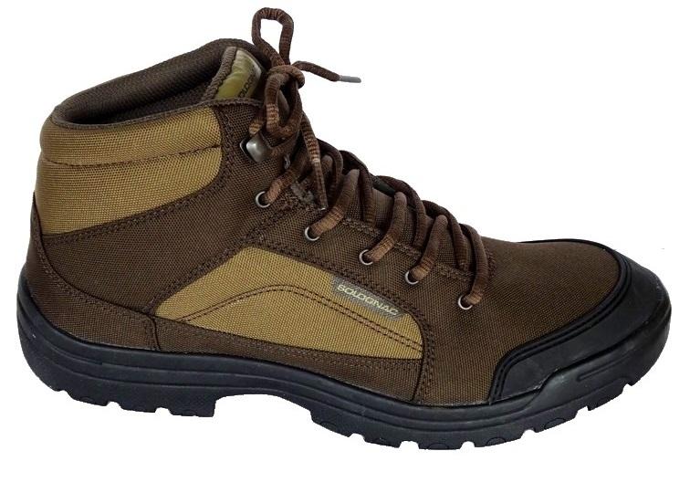 Solidne Buty Trekkingowe Myśliwskie Wędkarskie 44