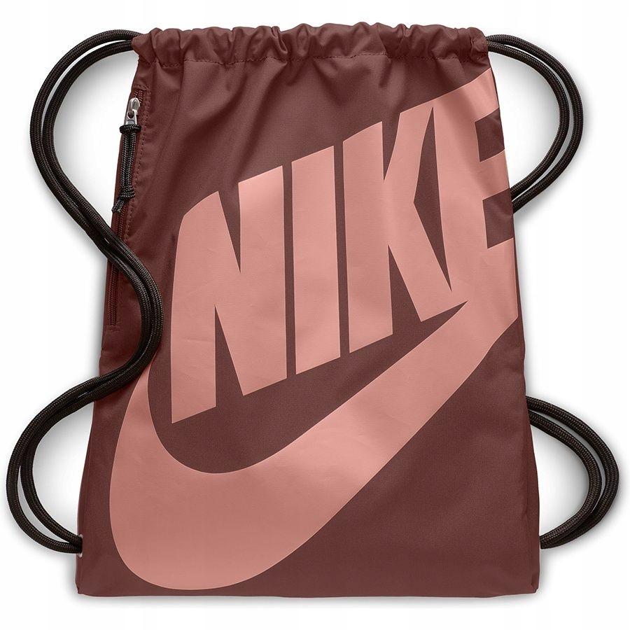 Plecak Worek Nike Heritage Gymsack BA5351 236 różo