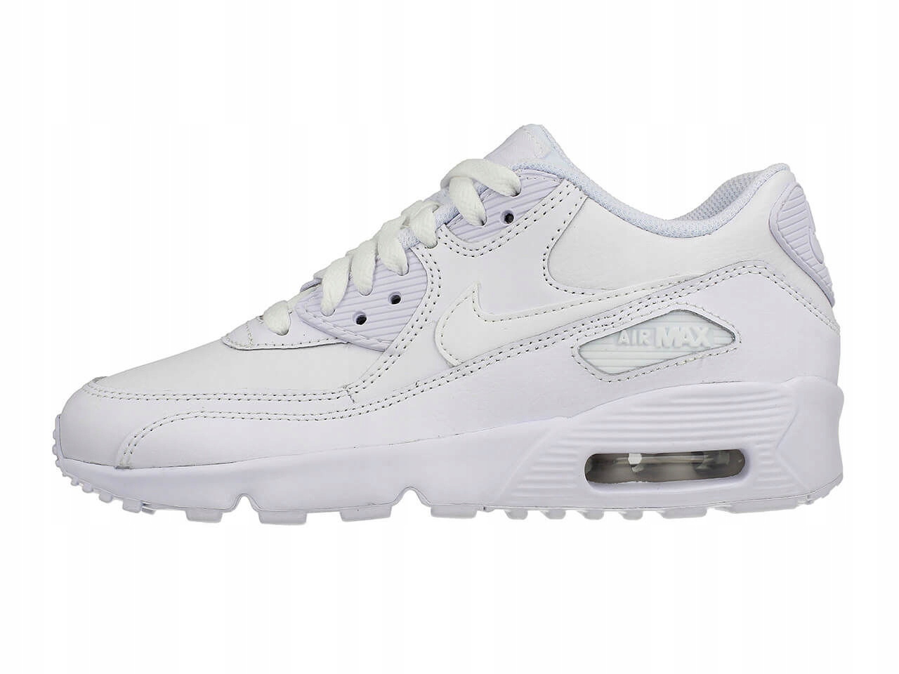 Oryginalne Nike Air Max 90 Leather GS roz. 37,5
