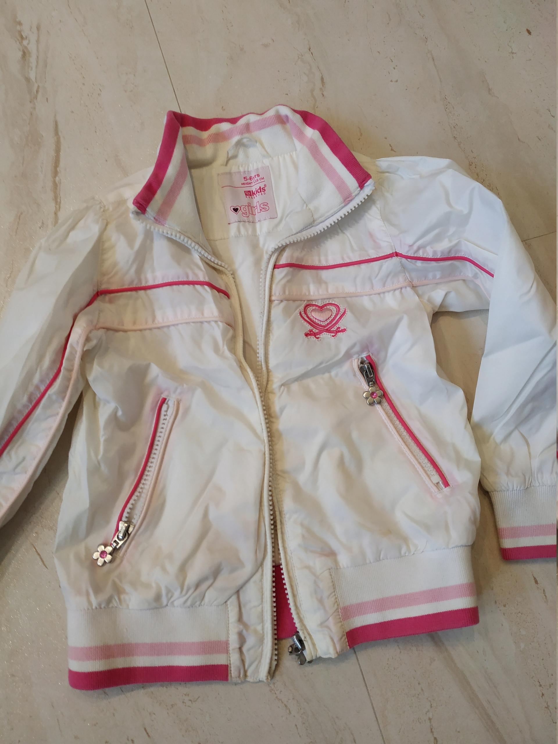 Zestaw ubrań dla dziewczynki rozm.98-110