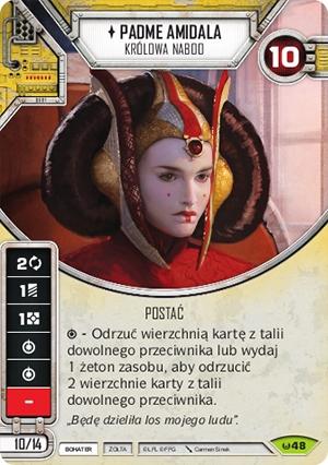PADME AMIDALA - Star Wars Przeznaczenie