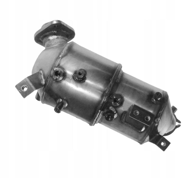 Zaawansowane filtr cząstek stałych DPF TOYOTA AVENSIS 2 2.2D4D - 7598160665 MB07