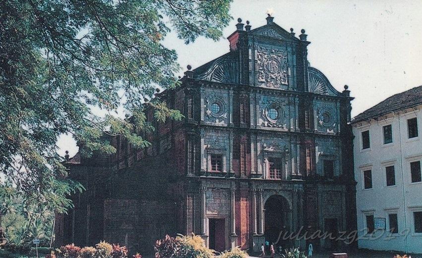 INDIe - Basilica of Bom Jesus - Goa ( UNESCO )