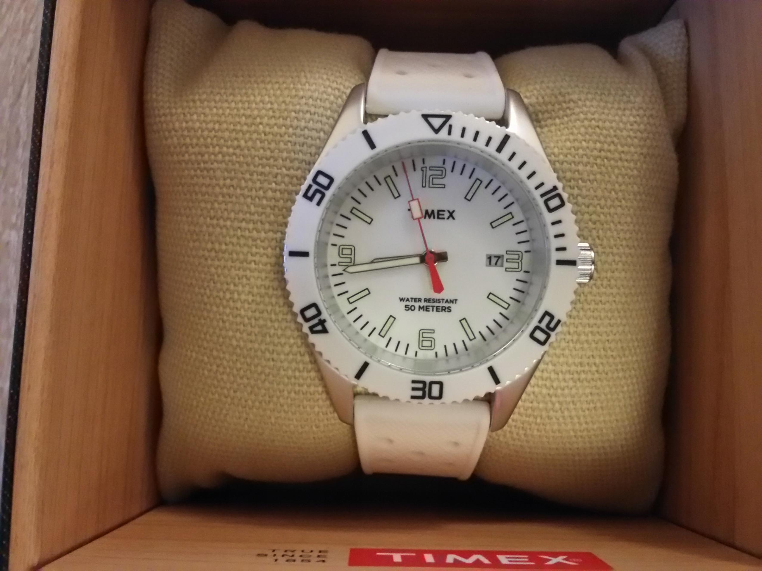 Timex Indiglo T2N533 nowy nie noszony WR50M