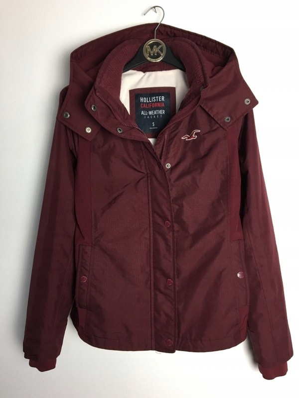 Hollister 36 S California All-Weather jacket
