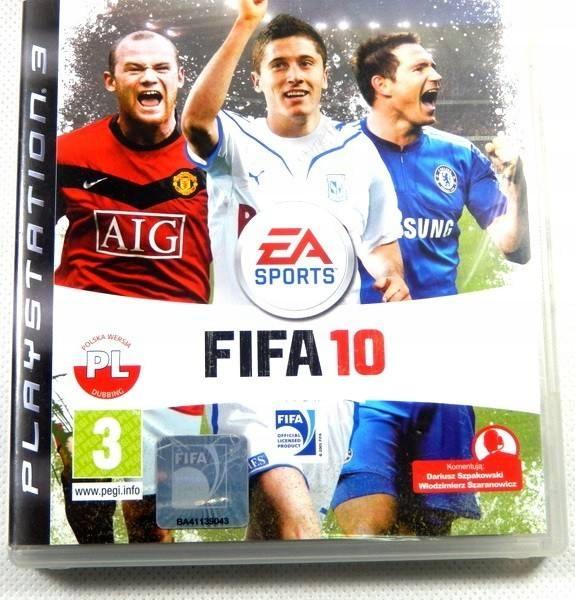 FIFA 10 - PL PS3