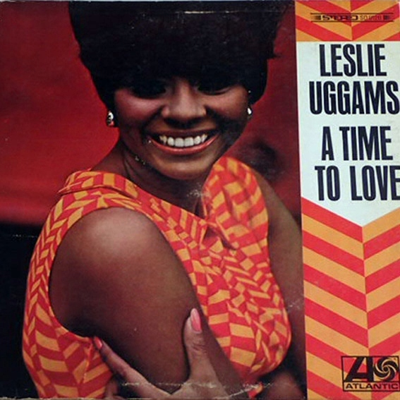 Leslie Uggams - A Time To Love (Lp U.S.A.1Press)