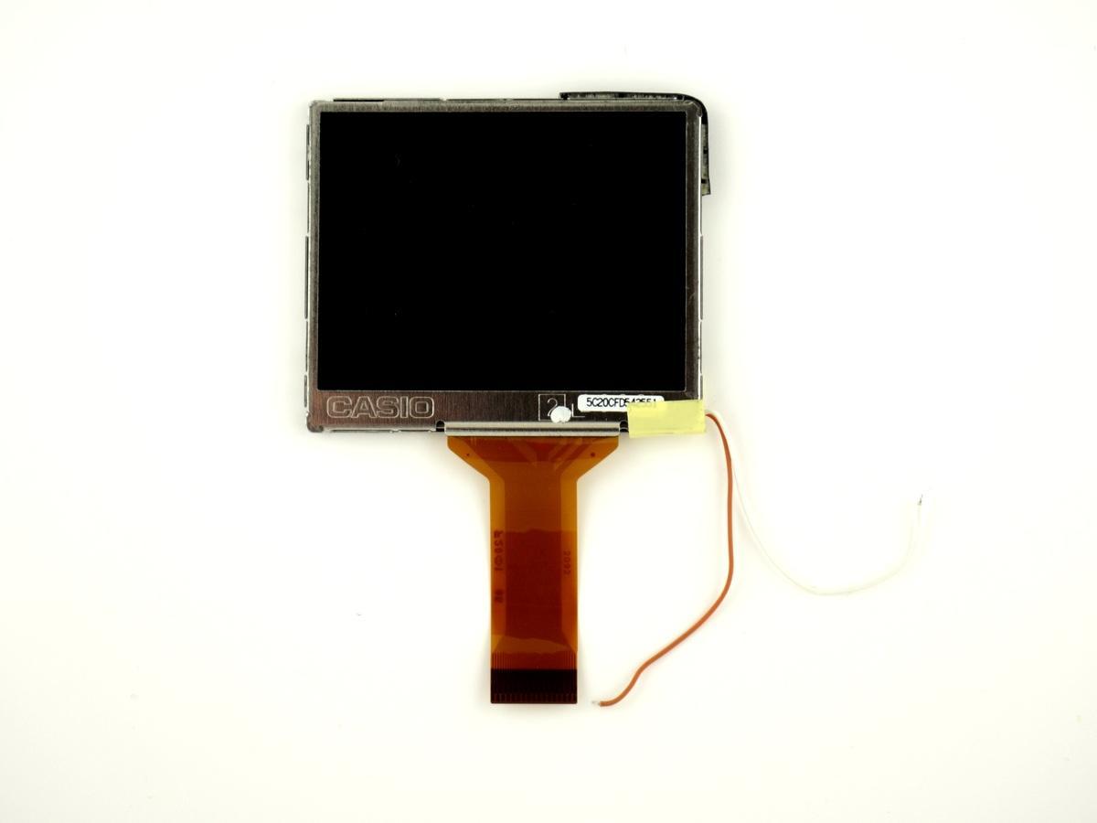 +LCD Minolta Z5 Z6
