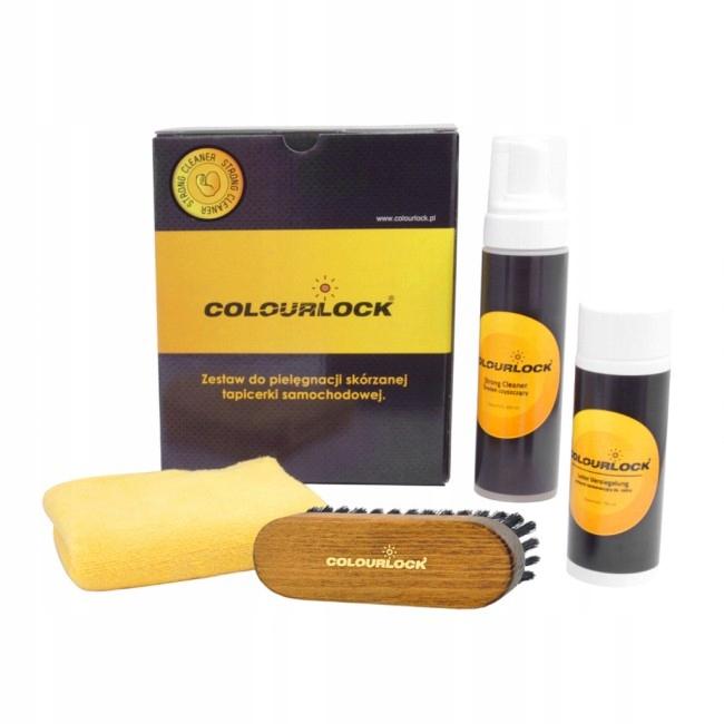 Zestaw STRONG do czyszczenia skór COLOURLOCK