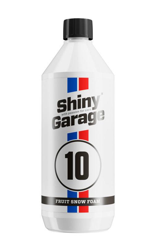 SHINY GARAGE FRUIT SNOW FOAM PIANA AKTYWNA 1L
