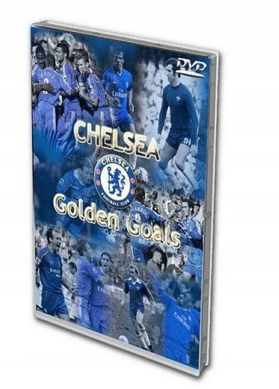 Chelsea FC - Golden Goals [DVD]
