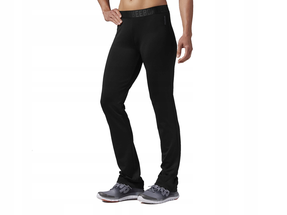 Spodnie REEBOK Damskie sportowe B86248 Fitness