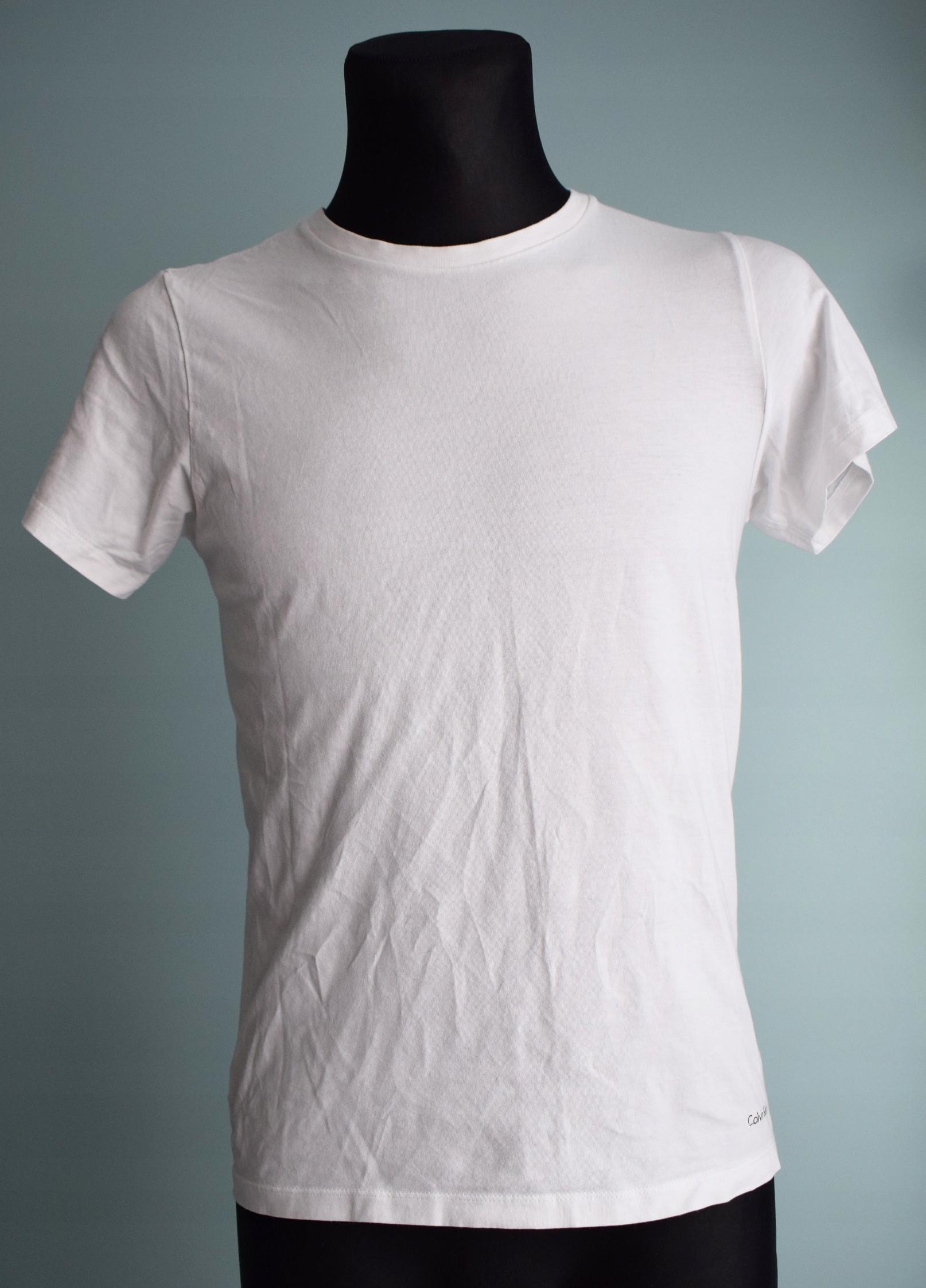 CALVIN KLEIN t-shirt z USA