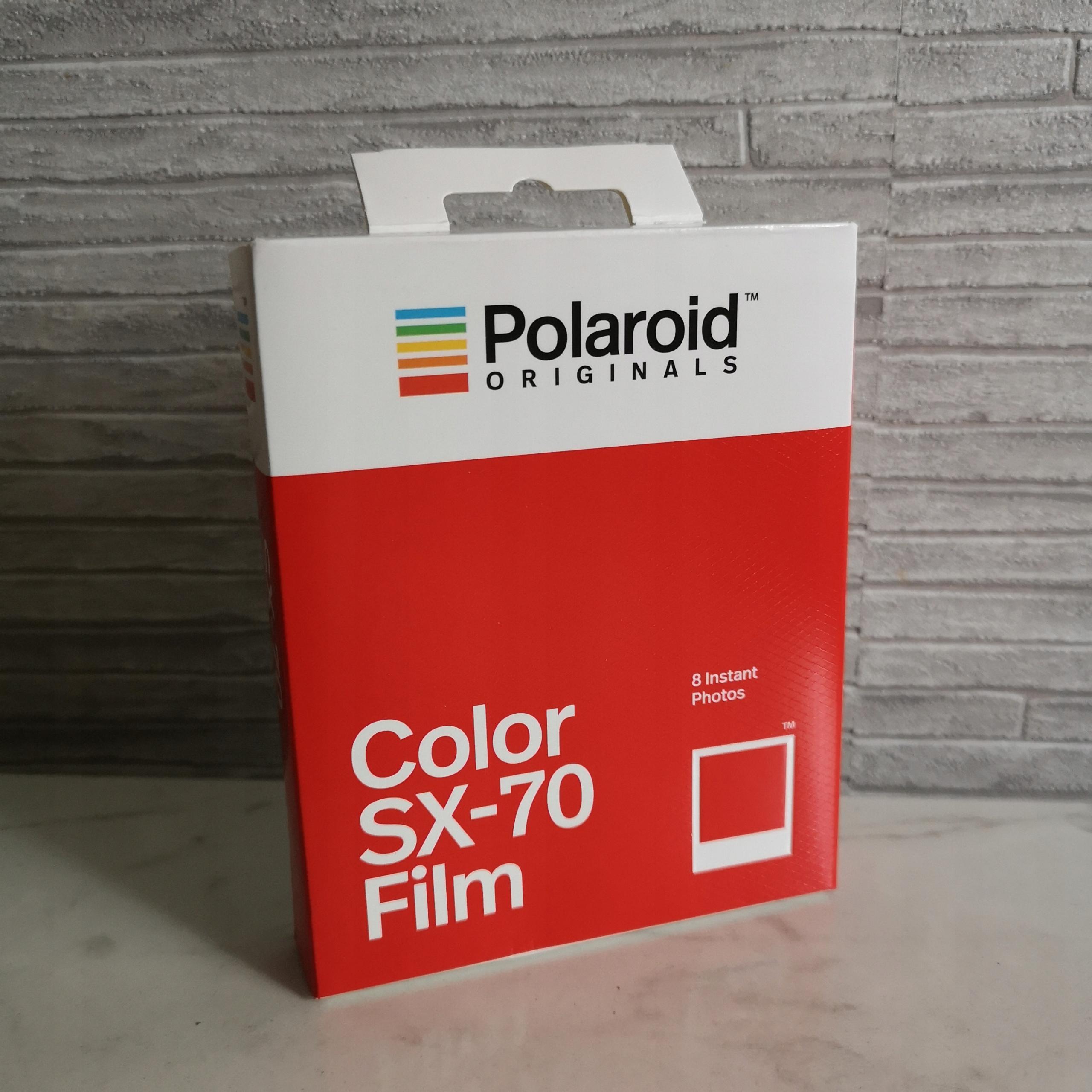 Film Polaroid ORIGINALS SX-70