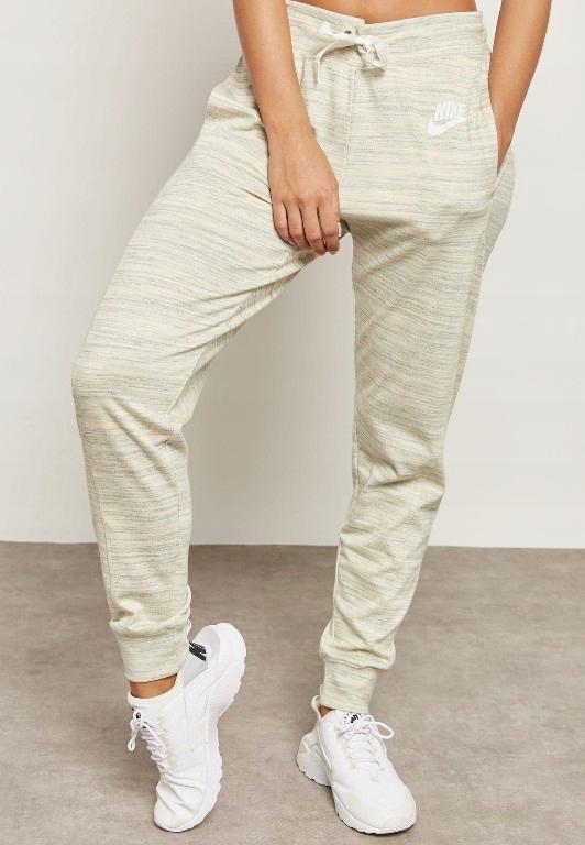 Spodnie Nike GYM Pants 854957-103 okazja roz. M