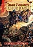 Świat Dysku - Kolor magii - Terry Pratchett