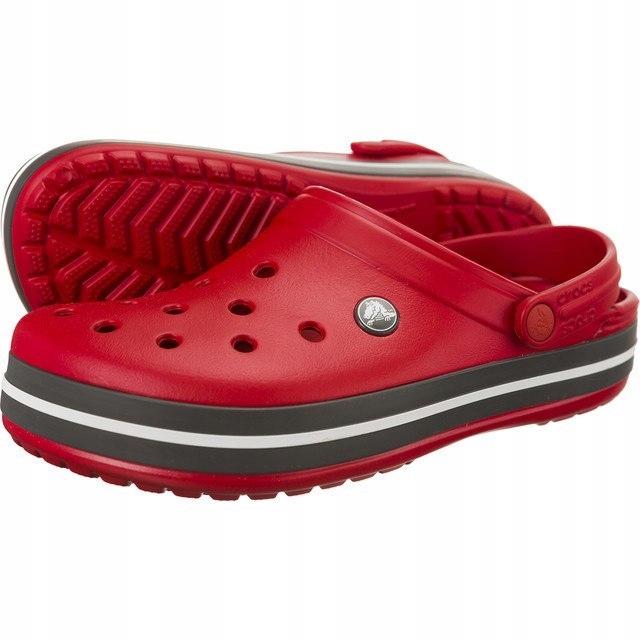 Buty Męskie Crocs Crocband Pepper Red M10 43/44
