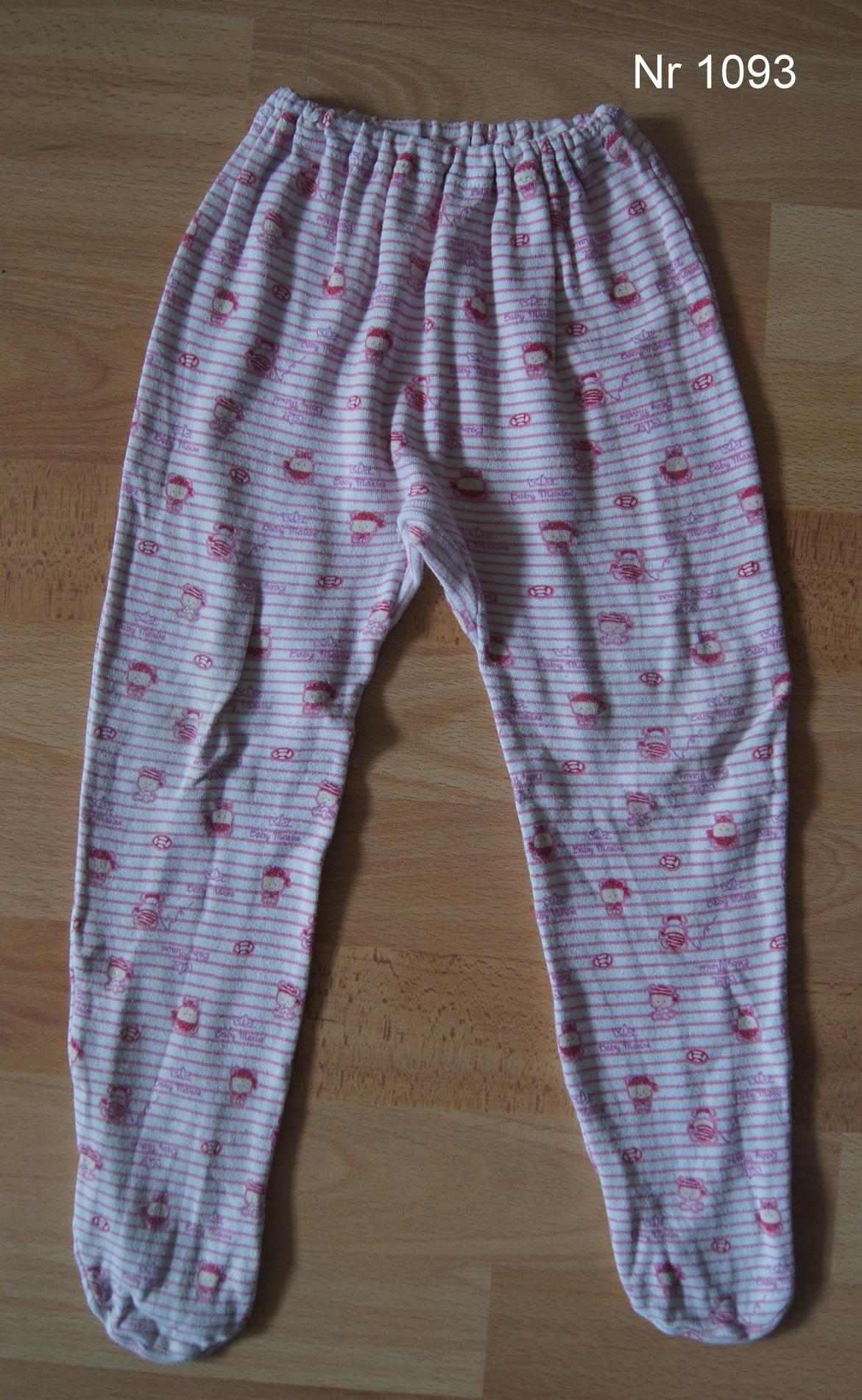 32f9c2bfa03d2a Półśpiochy różowe ze stópkami 80 - 7112965869 - oficjalne archiwum ...
