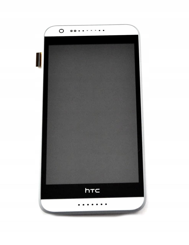 WYŚWIETLACZ LCD DOTYK HTC DESIRE 620+RAMKA