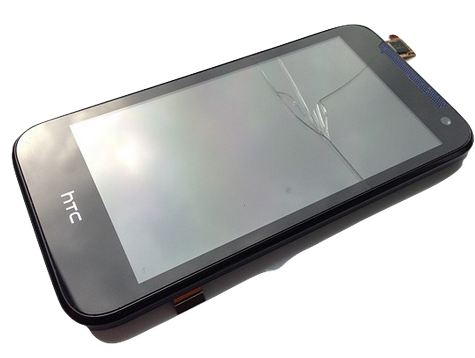 WYŚWIETLACZ DO HTC DESIRE 310 OKAZJA RAMKA FV 23%