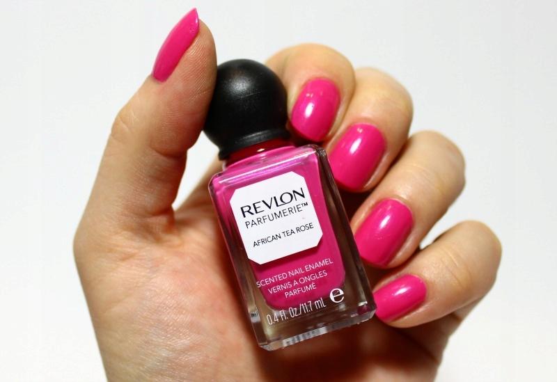 Revlon Parfumerie Pachnący lakier do paznokci Afri