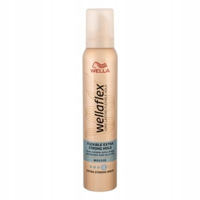 Wella Wellaflex Flexible Strong Hold 200 ml Pianka