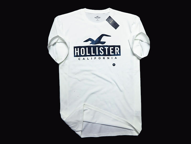 HOLLISTER AWESOME SOFT NEW T-SHIRT XXL