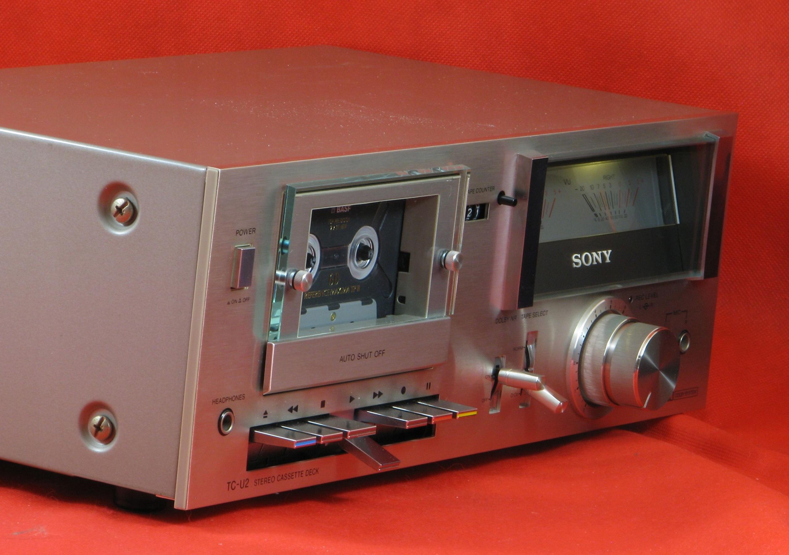 Sony TC-U2
