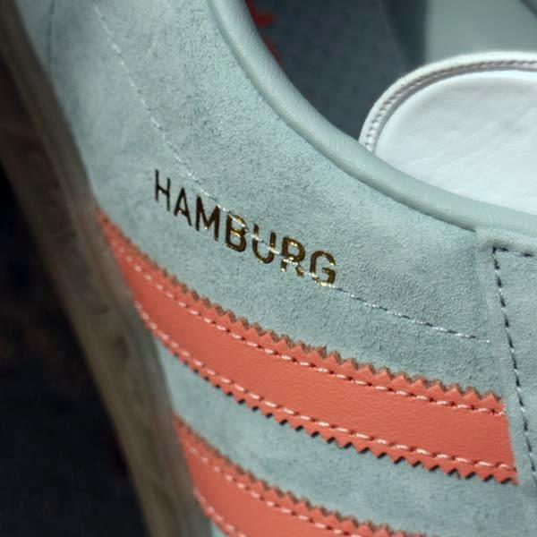 BUTY DAMSKIE ADIDAS HAMBURG W BB5111 # 38 23 7125043210