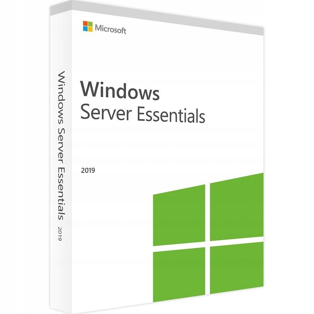Oprogramowanie ROK Windows Server Essentials 2019