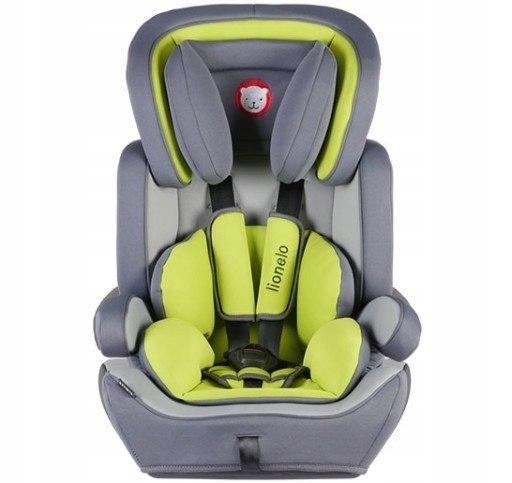 Fotelik samochodowy Levi Plus Limonkowy
