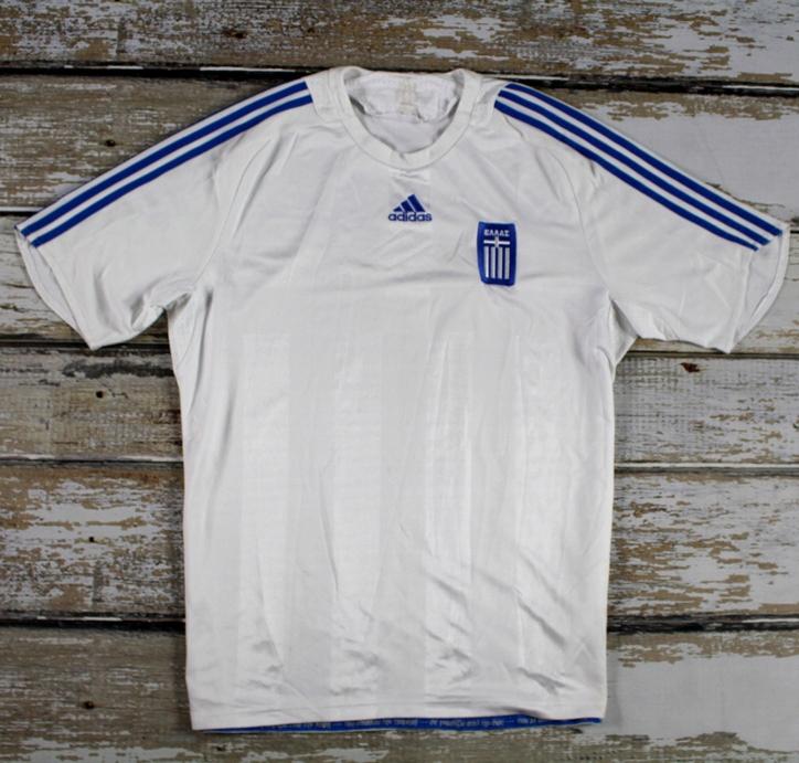 ADIDAS GREECE Koszulka Reprezentacji Grecji EURO