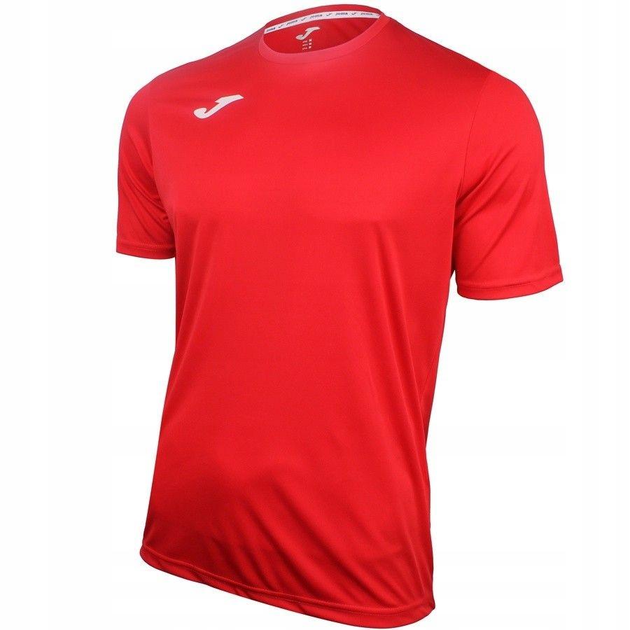 Koszulka Joma Combi 100052.600 - CZERWONY; XXL