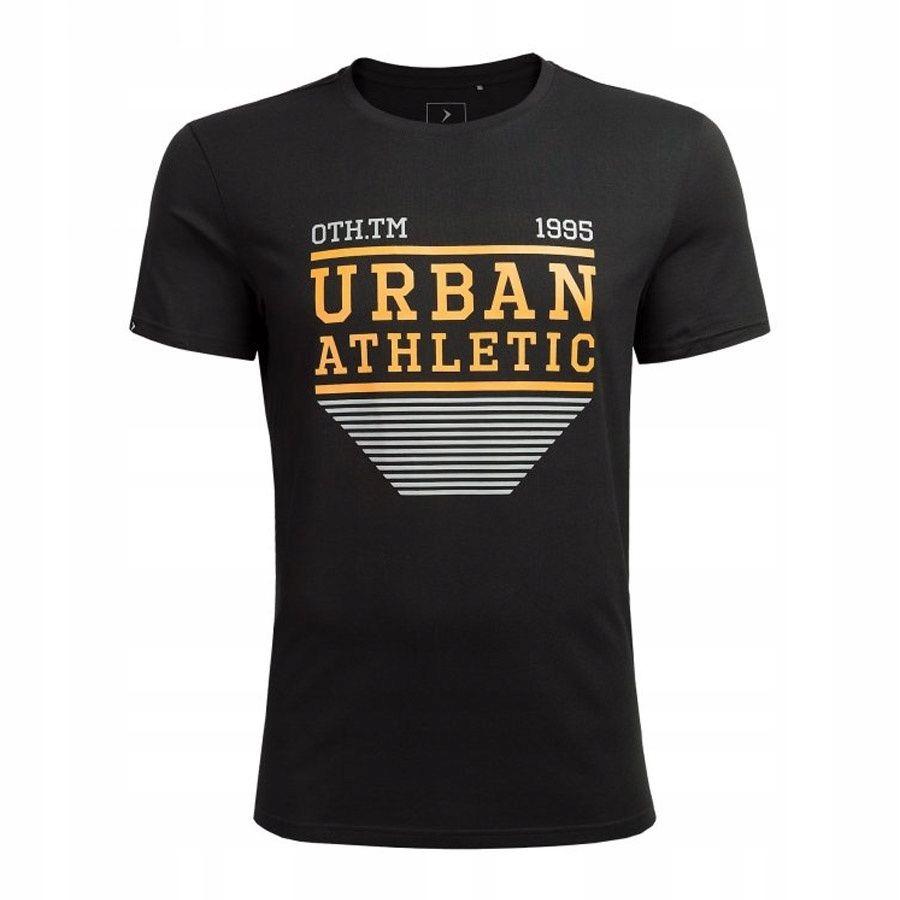 T-Shirt Outhorn HOZ18-TSM618 20S M czarny