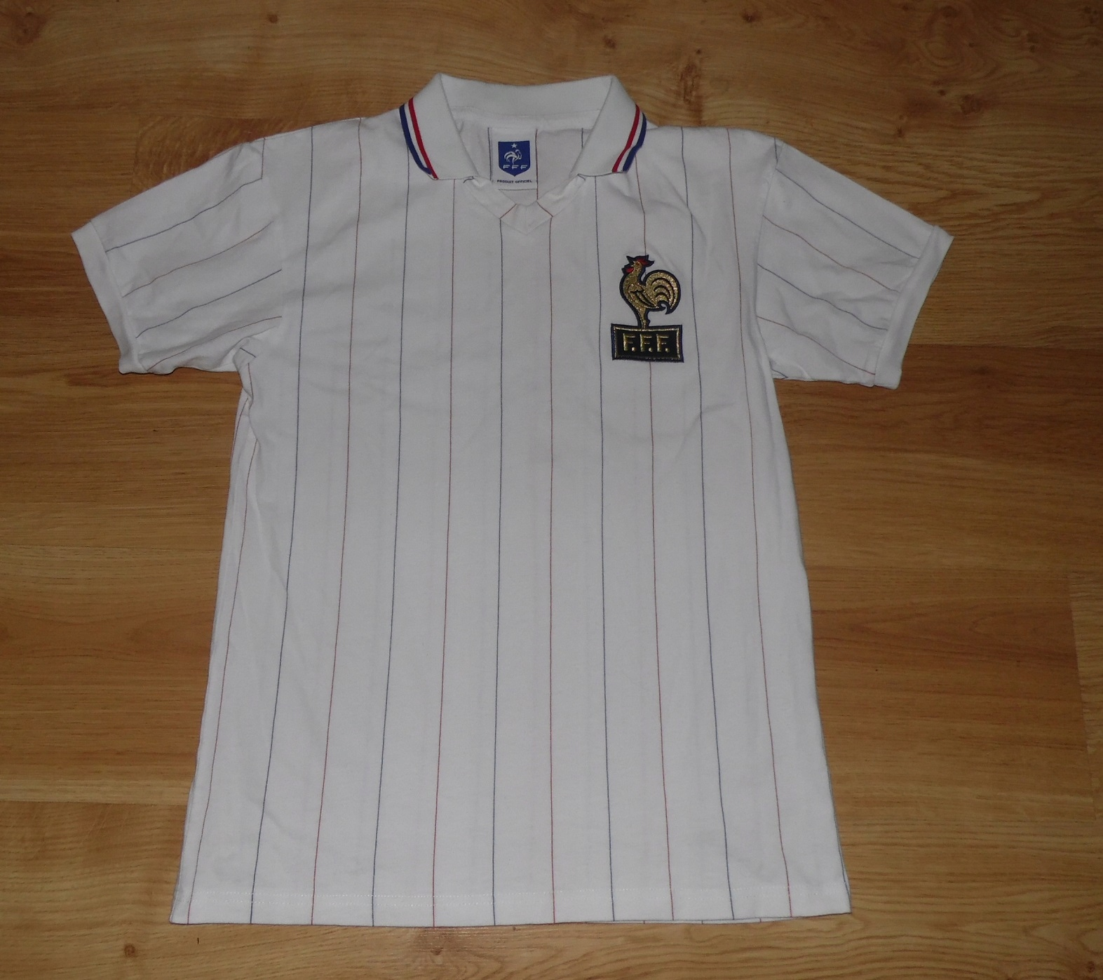 Koszulka Francja Official Retro Vintage S/M