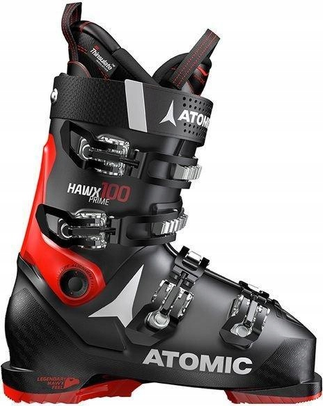 ATOMIC Hawx Prime 100 Red/Black / 27-27,5 cm