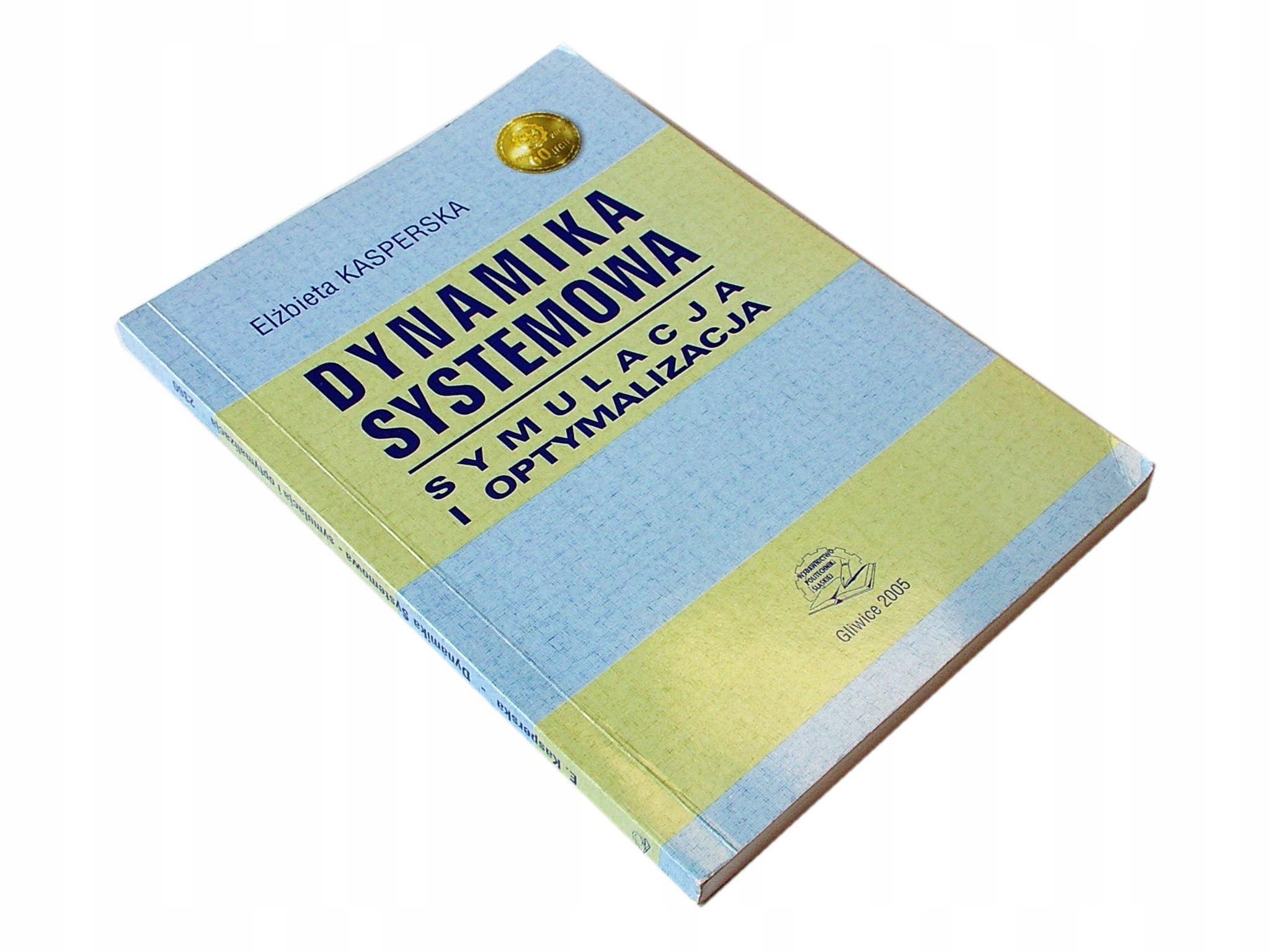 DYNAMIKA SYSTEMOWA Symulacja i optymalizacja 2448B