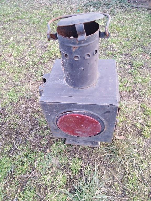 lampa kolejowa