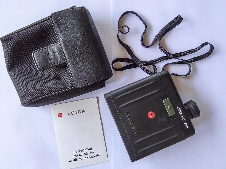 LEICA LRF 800 dalmierz laserowy