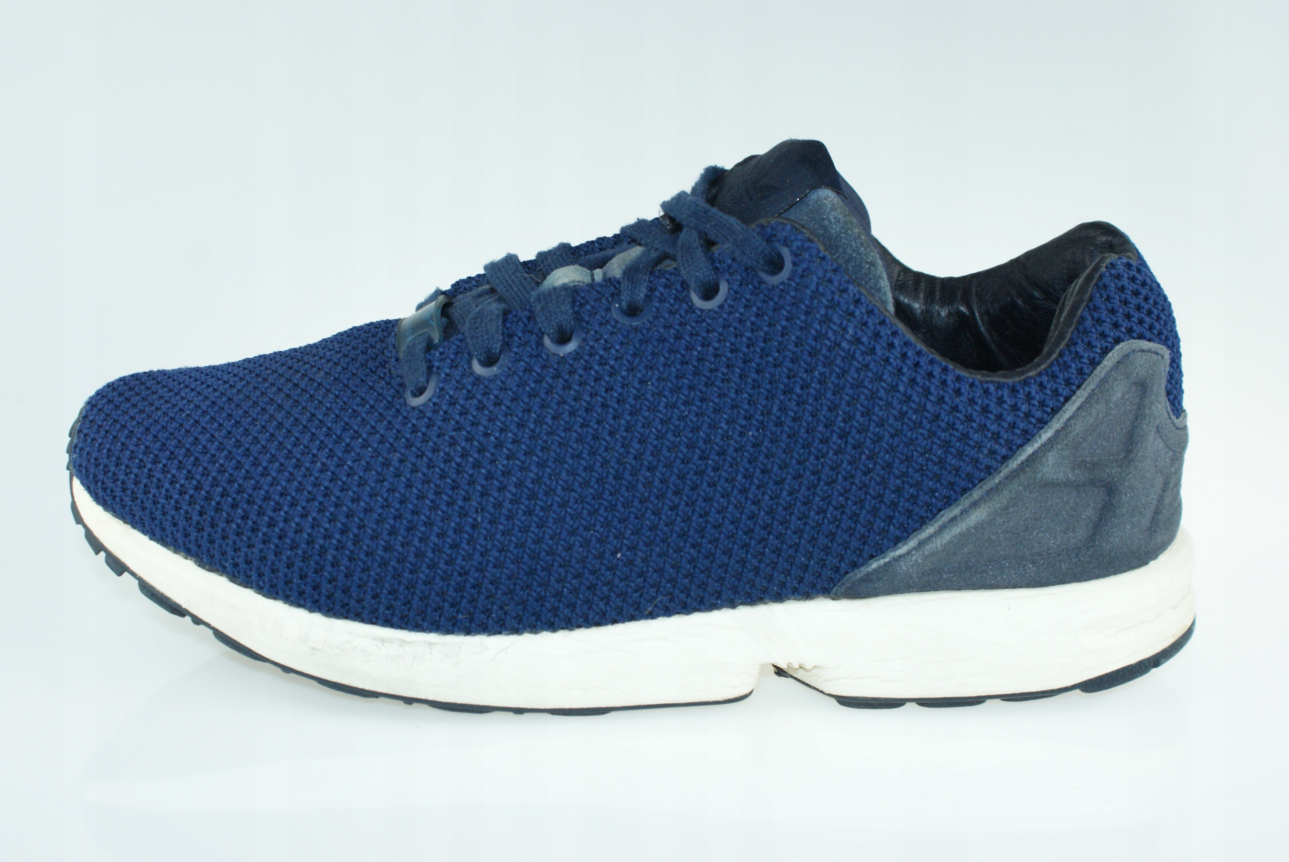 Buty męskie Adidas Zx Flux B34503 r.42 47 Białe Zdjęcie na