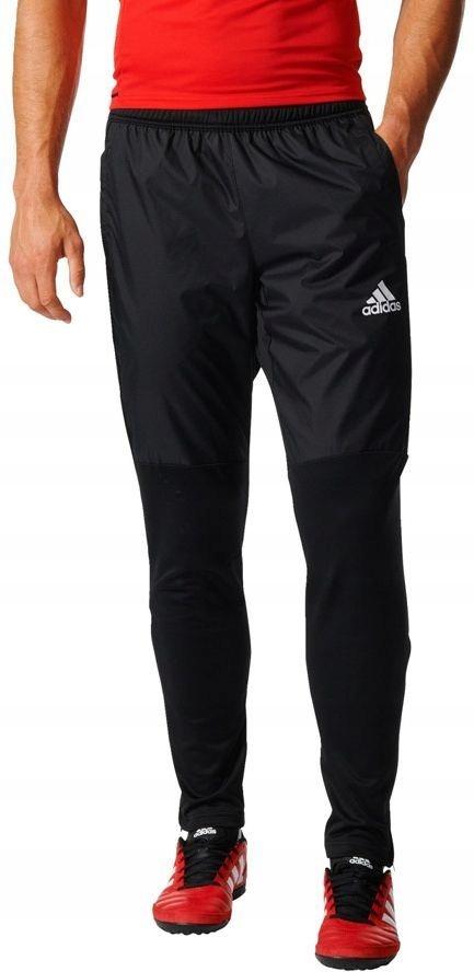 Adidas Spodnie meskie TIRO17 Warm PNT czarne r. XL