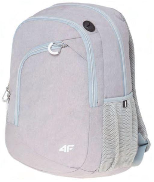 4f Plecak sportowy H4L18-PCU009 20L szary
