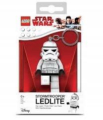 Brelok do kluczy z latarką - Lego Star Wars Stormt