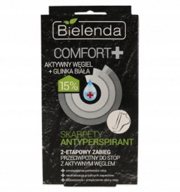 Bielenda Comfort+ 2-etapowy zabieg przeciwpotny do