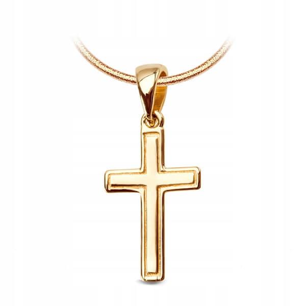 Staviori Krzyżyk Złoto WXX5288 Staviori