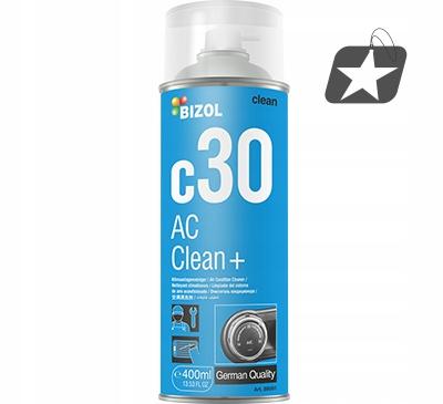 BIZOL AC CLEAN+ C30 400ML BIAŁ