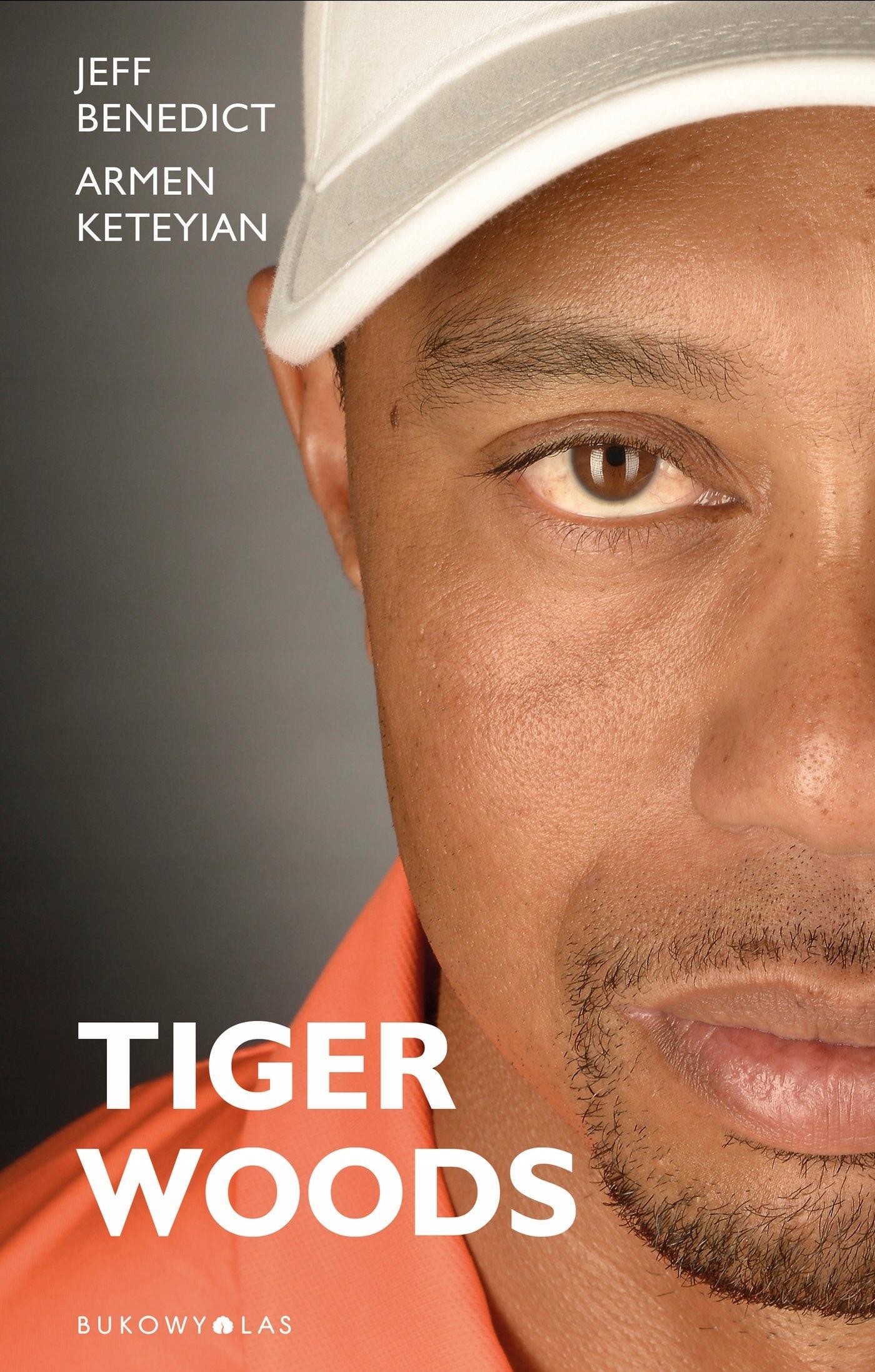 Tiger Woods Armen Keteyian