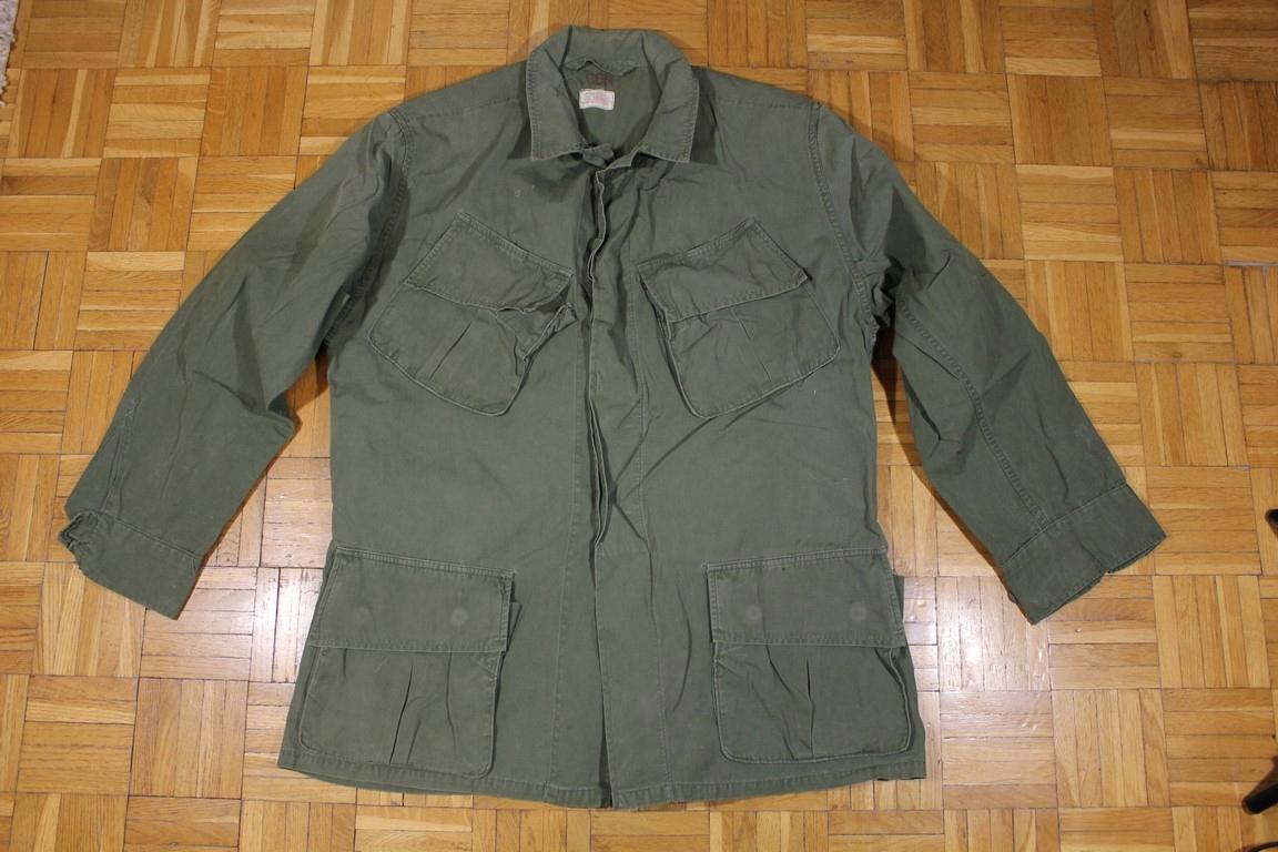 Bluza TCU II popelina M-R 1966 Vietnam